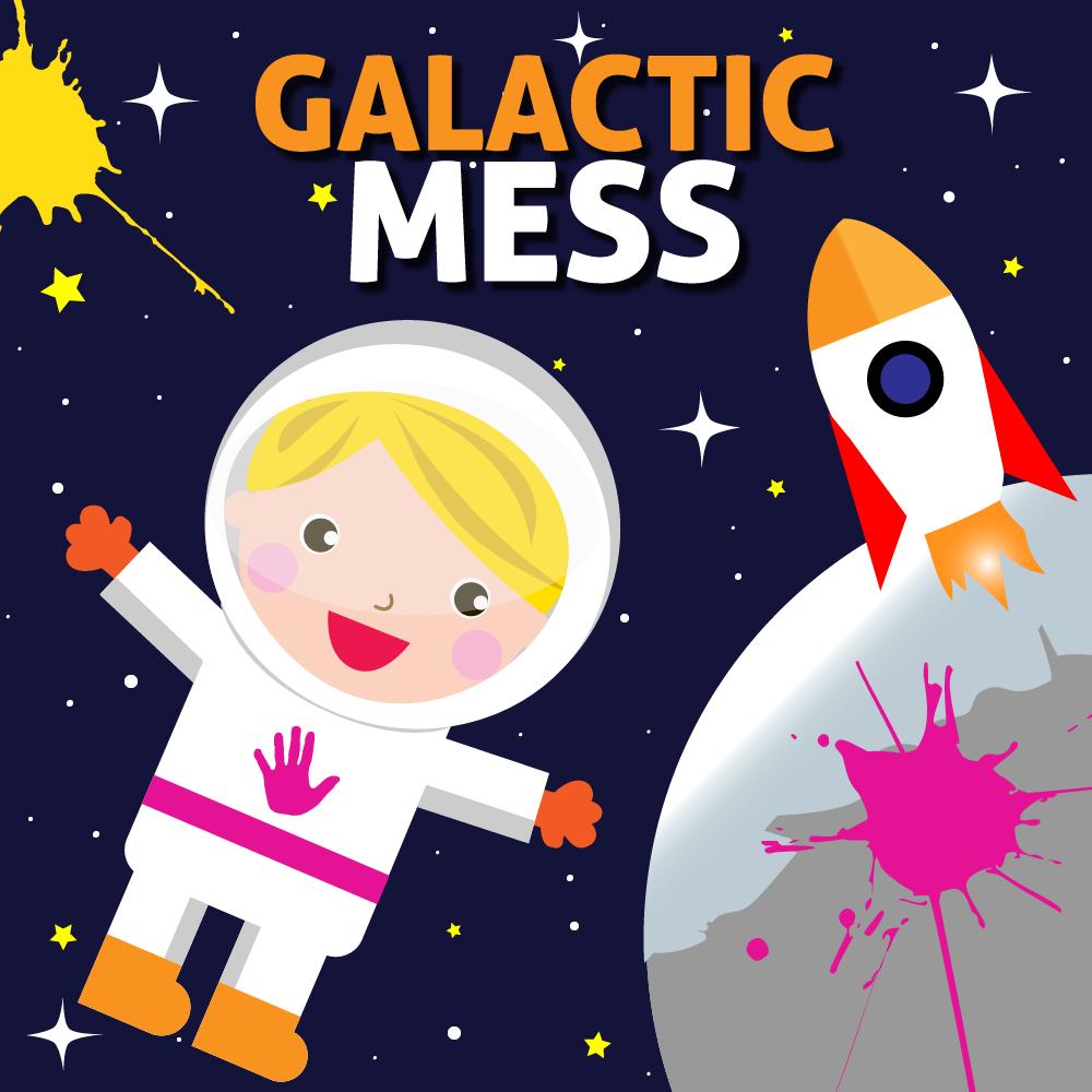 Galactic Mess!